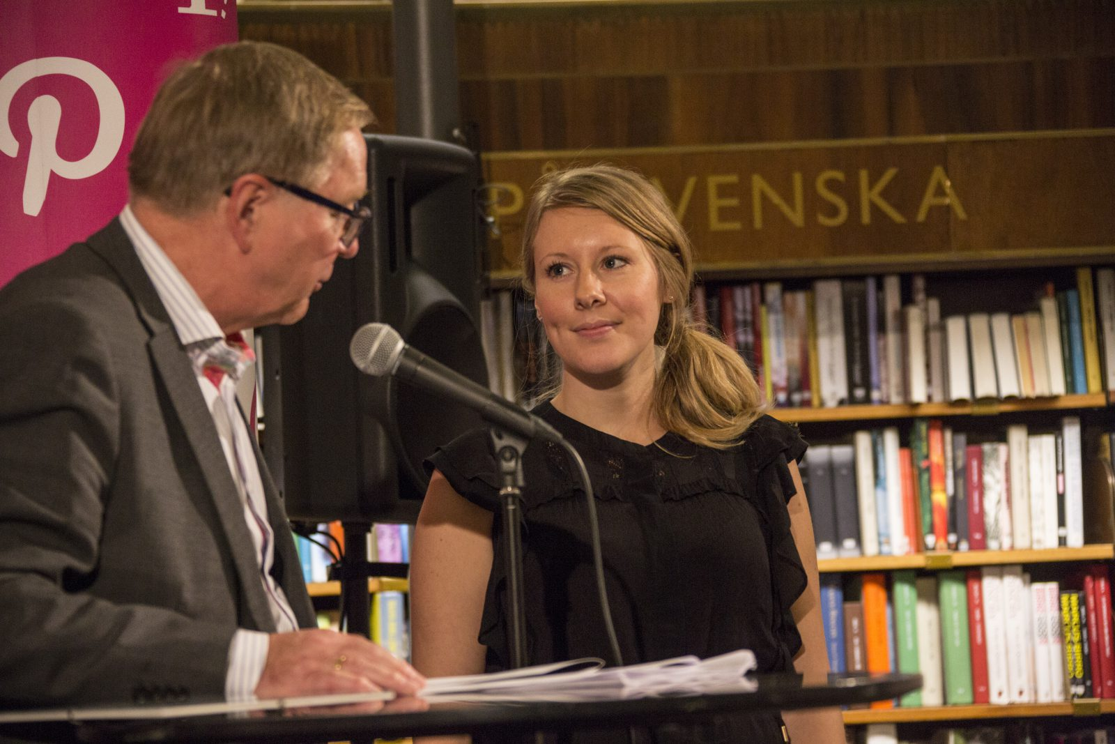 Charlotte Högberg får Collijn-priset 2016
