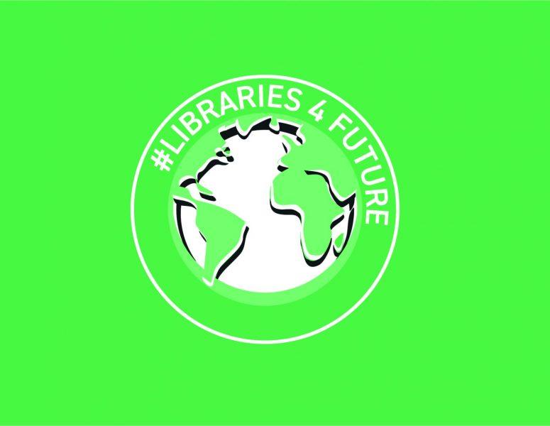 Logotyp för Libraries4future